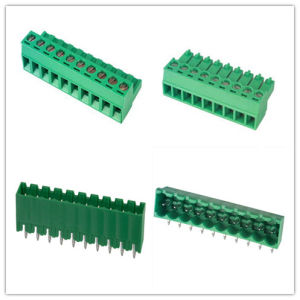 China Suppliers Electric PCB Electronic Terminal Block pictures & photos