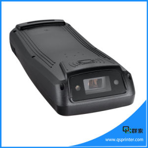 4.0 Inch Screen Handheld Android POS with Barcode Scanner and NFC Reader pictures & photos