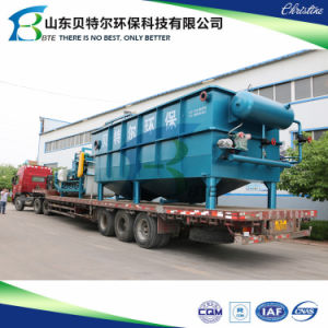Daf Device Dissolved Air Flotation Machine for Solid-Liquid Separation pictures & photos