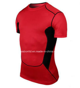 OEM Mens Compression Shirts, Compression T Shirts, Compression Tops pictures & photos