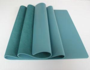 PU Customized Color Rubber Professional Yoga Mat