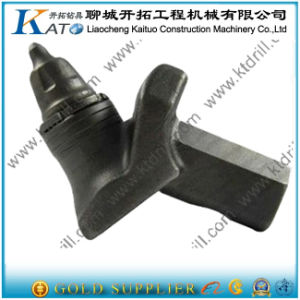 Road Cutter Pick Block and Holders Ht11 pictures & photos