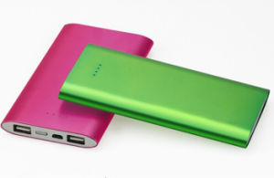 Power Bank with 2 USB Ports 8000mAh (PB-S08) pictures & photos