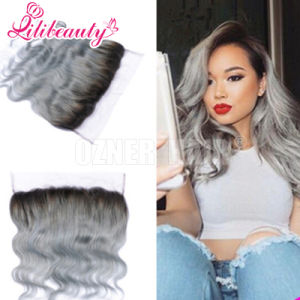 Peruvian Body Wave Lace Frontal Wholesale From Human Hair Factory pictures & photos
