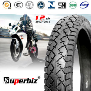 Chinese Tubeless Motorcycle Tires (110/90-16) pictures & photos