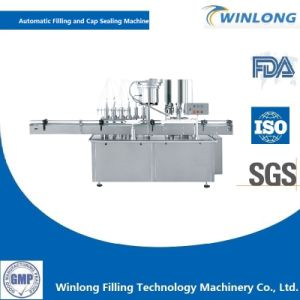 Liquid Filler and Capping Machine pictures & photos