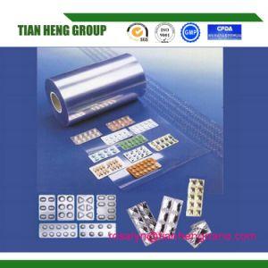 Pharma Grade Rigid Transparent Clear Plastic Film PVC pictures & photos