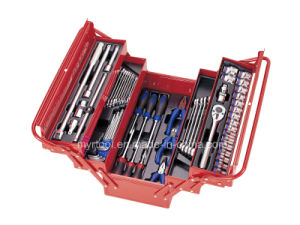 Hot Sale-62PCS Hand Tool Kit in Metal Case (FY1062A) pictures & photos