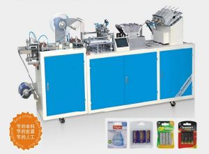 Dzp-400s Automatic Blister Card Packing Machine pictures & photos