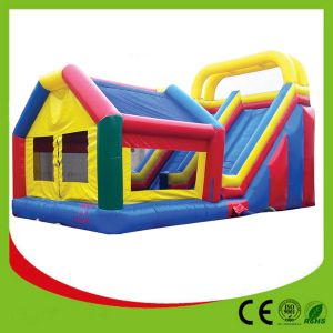 Guangzhou Outdoor Jumping Inflatable Castle with Factory Price pictures & photos