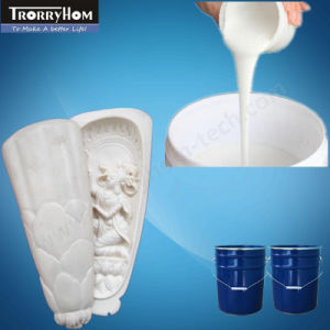 RTV 2 Liquid Silicone Rubber for Resin Toy Fish pictures & photos