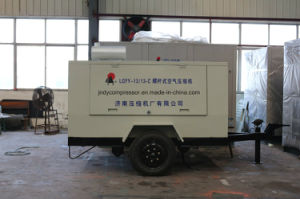 High Pressure Mobile Air Screw Compressor pictures & photos