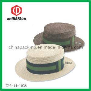 Straw Bucket Hats for Girls (CPA-14-1038) pictures & photos