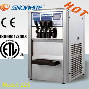 Countertop Soft Ice Cream Maker Machine CE ETL RoHS