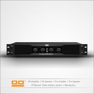 La-500 4h 1.5u Digital Amplifier for School, Factory, Supermarker pictures & photos