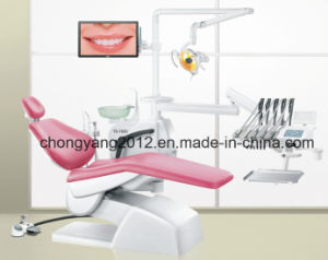 Cy7830 Top Mounted Dental Chair Unit Price with CE pictures & photos