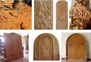 Door Wood Furniture Wood Router FM1325 pictures & photos