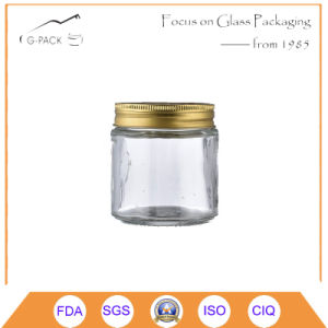 120ml Glass Jar with 55mm Screw Cap pictures & photos