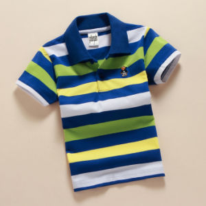 Baby Polo Shirt Manufacturer in China pictures & photos