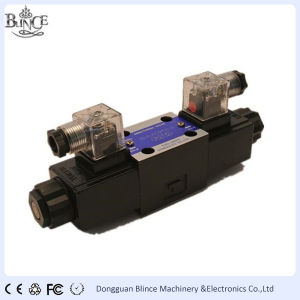 Hydraulic Directional Solenoid Valve Yuken pictures & photos