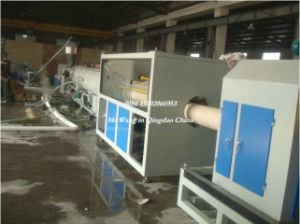 UPVC Water Supplying/Drainage Pipe Production Line