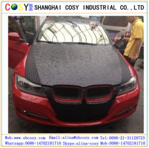 Top Grade Air Free Car Wrapping 4D Carbon Fiber Vinyl pictures & photos