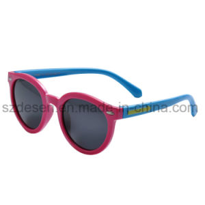 Shenzhen Quality Fashionable Tr90 UV400 Kids Sunglasses pictures & photos