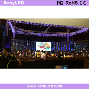 Outdoor Waterproof Rental Screen Stage Background LED Display Screen (Outdoor P5mm) pictures & photos