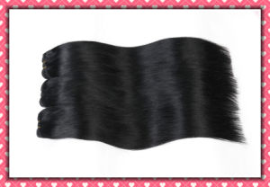 Premium Remy Brazilian Human Hair Weaving Silky Straight 22inches pictures & photos