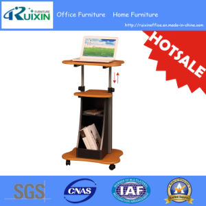 Promotional Simple Laptop Desk with Cabinet (RX-D3002) pictures & photos