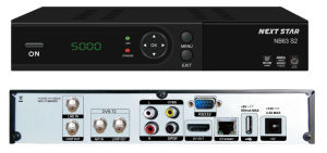 Hot-Selling Receiver DVB-T2+S2 Combo STB Nb63s2 pictures & photos