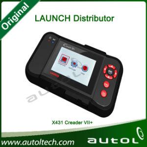 Original Launch X431creader VII+ Auto Code Scanner Creader VII+ Update on Line Crp123 pictures & photos