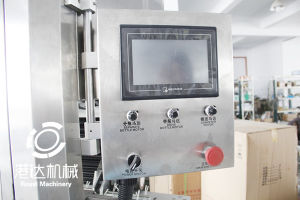 Global Warranty Automatic Bottle Label Sleeve Shrink Labeling Machine pictures & photos