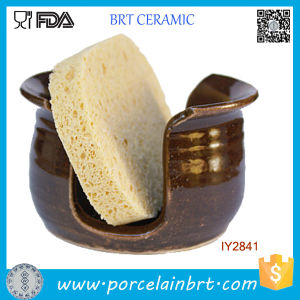 Wholesale Be Health Bathroom Ceramic Sponge Holder pictures & photos