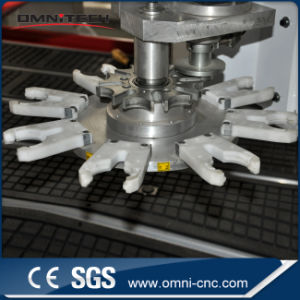 China 4 Axis Woodworking CNC Router with CE pictures & photos