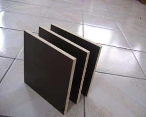 Film Faced Plywood/Shuttering Plywood/Marine Plywood pictures & photos