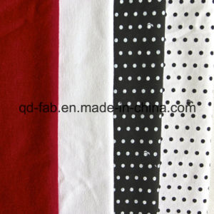 Best Quality Hemp and Organic Cotton Jersey (QF13-0459) pictures & photos
