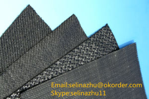 Woven Fabric Woven Geotextile Weed Mat Weed Barrier pictures & photos
