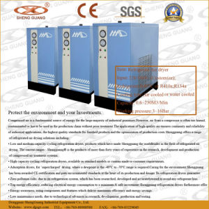 Excellent Air-Cooling Refrigerated Air Dryers Md-100 pictures & photos