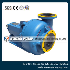 China Effluent Handling Coal Washing Sand Centrifugal Mud Pump pictures & photos