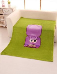 Flannel 3D Animal Shape Multi-Functional Blanket (Cushion) pictures & photos