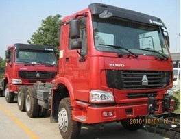 Sinotruk HOWO 290HP 6X4 Tractor Truck pictures & photos