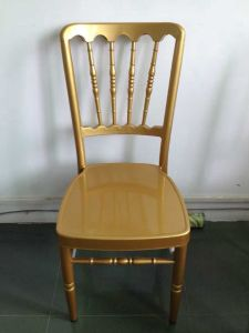Gold Aluminum Chateau Chair, Metal Versailles Chair, Cheltenham Chair pictures & photos