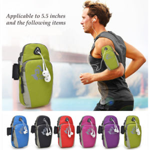 Jogging Protective Waterproof Phone Bag Sports Wrist Arm Bag
