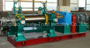 Hot Sale Open Two Roll Rubber Mixer/Rubber Mixing Mill/Rubber Two Roll Mill pictures & photos