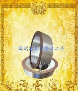 Bowl-Shaped Diamond Grinding Wheel