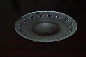 Glass Coffee Saucer