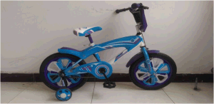 16 Inch Steel Frame Kids Bike with Training Wheel (YK-KB-018)