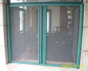 Automatic Roller Retractable Mosquito Net (BHN-R05) pictures & photos
