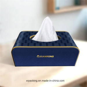 Hotel Dedicated Leather Tissue Boxes